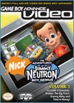 GBA Video: Jimmy Neutron Boy Genius Volume 1