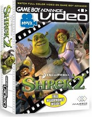 GBA Video: Shrek 2