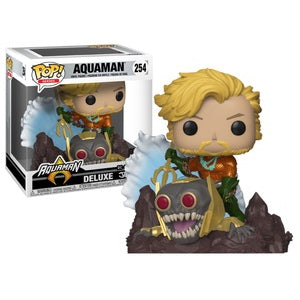 Funko Pop! Heroes: Aquaman (Jim Lee Deluxe)