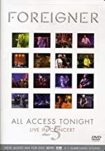 Foreigner - All Access Tonight