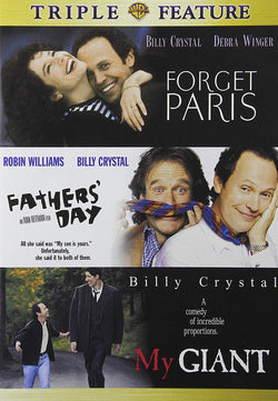 Triple Feature: Forget Paris/Father's Day/My Giant