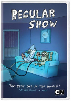 Regular Show: The Best DVD In The World