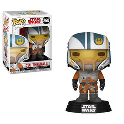 Funko Pop! Star Wars: The Last Jedi: C'ai Threnalli