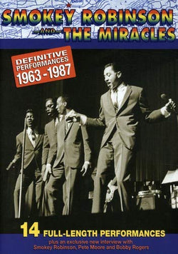 Smokey Robinson: The Definitive Performances 1963-1987