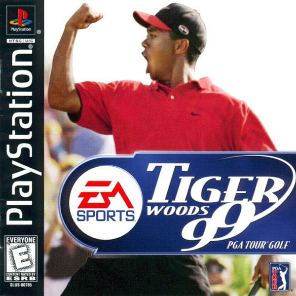 Tiger Woods PGA Tour 99