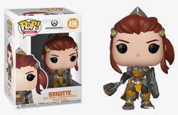 Funko Pop! Games: Overwatch - Brigitte