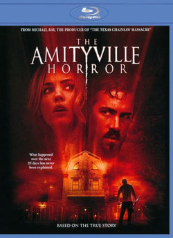 The Amityville Horror [Blu-ray/DVD] [2005]