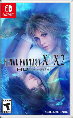 Final Fantasy X / X-2 Remaster