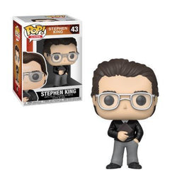 Funko Pop Icons: Stephen King