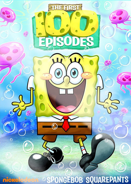 Spongebob: First 100 Episodes