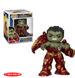 Funko Pop Marvel: Avengers Infinity Wars - Hulk Busting Out of Hulkbuster (GameStop)