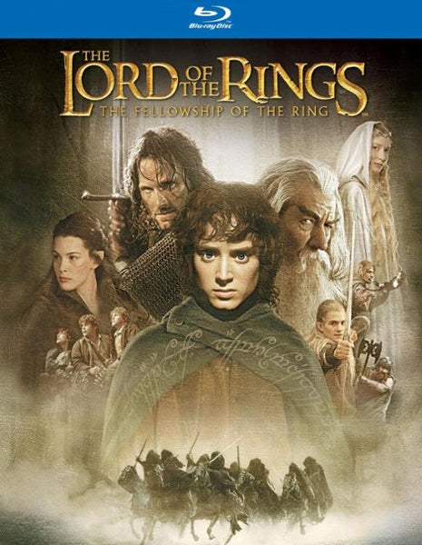 Lord Of The Rings: Fellowship Of The Ring (Steelbook)