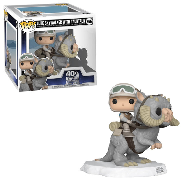 Funko Pop Star Wars: Luke Skywalker with Tauntaun