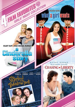 4 Film Favorites: Girls' Night Collection