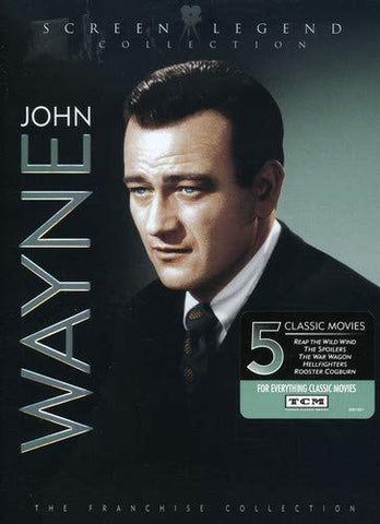 John Wayne: The Franchise Collection