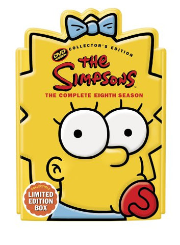 Simpsons Season 8