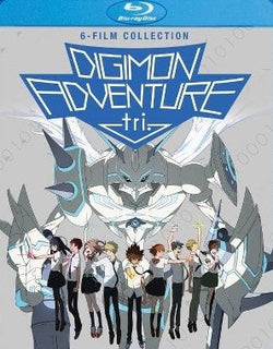 Digimon Adventure Tri: 6 Film Collection