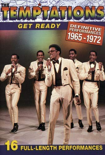 The Temptations: Get Ready: Definitive Performances 1965-1972