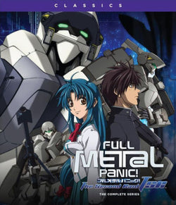 Full Metal Panic!: The Second Raid - The Complete Series