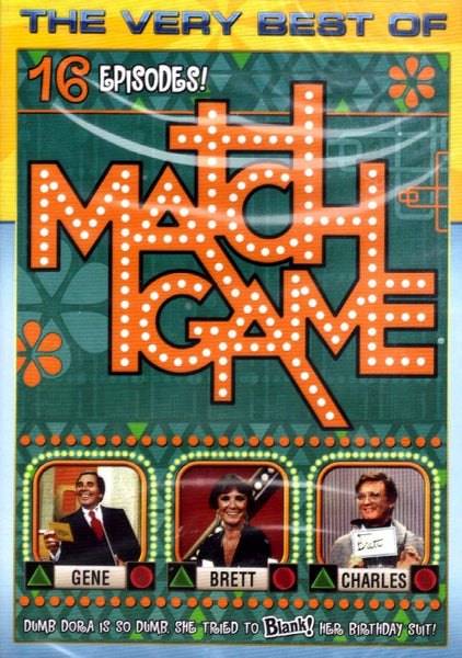 The Very Best Of The Match Game
