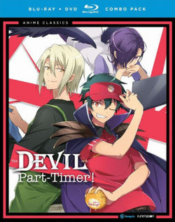 The Devil Is a Part Timer - The Complete Series