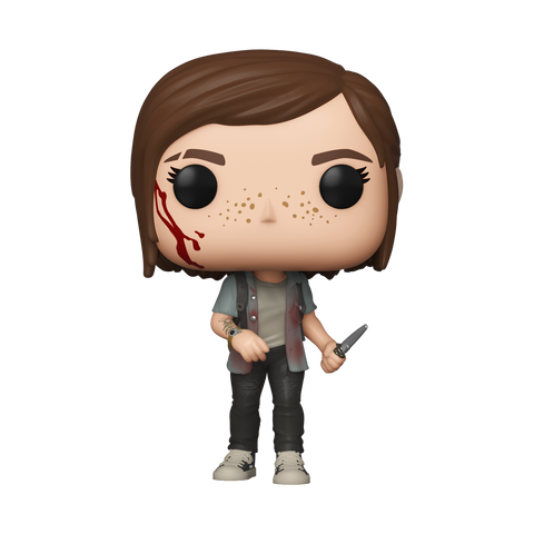 Funko Pop Games: The Last Of Us II - Ellie