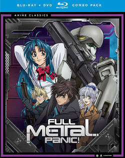 Full Metal Panic! - The Complete Series