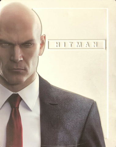 Hitman: The Complete First Season (Steelbook)