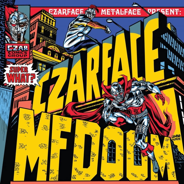 Czarface / MF Doom