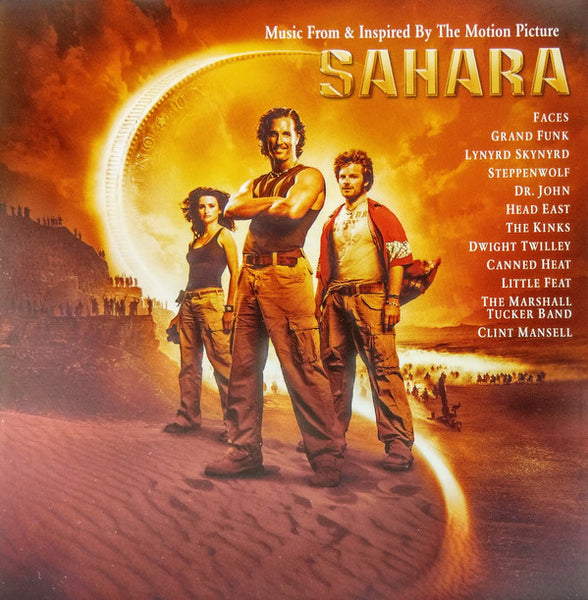 Sahara (Music From & Inspired By The Motion Picture)