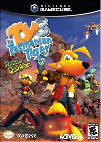 Ty The Tasmanian Devil 3: Night Of The Quinkan