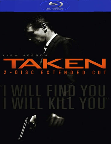 Taken (2 Disc Extended Cut)