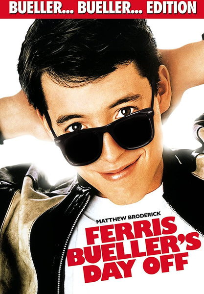 Ferris Bueller's Day Off (Bueller Edition)