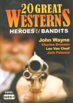 20 Great Westerns Heroes and Bandits