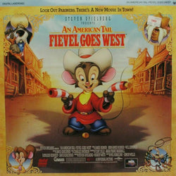 An American Tail: Fieval Goes West