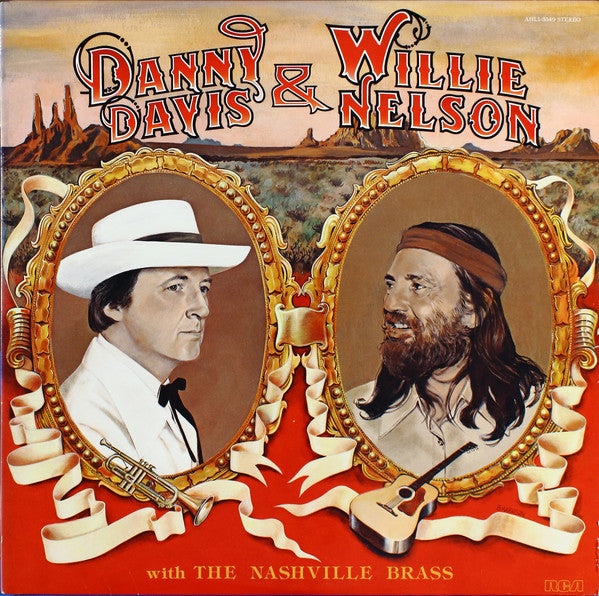 Danny Davis & Willie Nelson