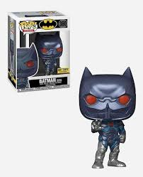 Funko Pop Heroes: Batman: Batman Murder Machine (Hot Topic)