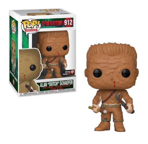 "Funko Pop Movies: Predator - Alan ""Dutch"" Schaefer (Gamestop)"