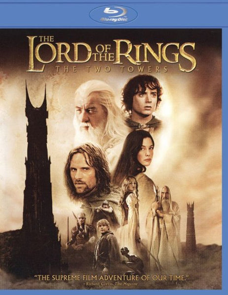 The Lord Of The Rings: The Two Towers (Steelbook)