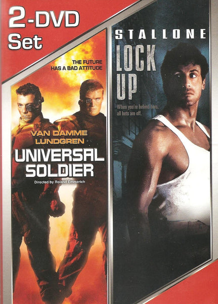 Universal Soldier/ Lock Up