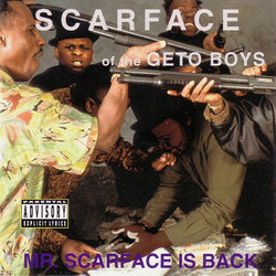 Scarface of the Geto Boys