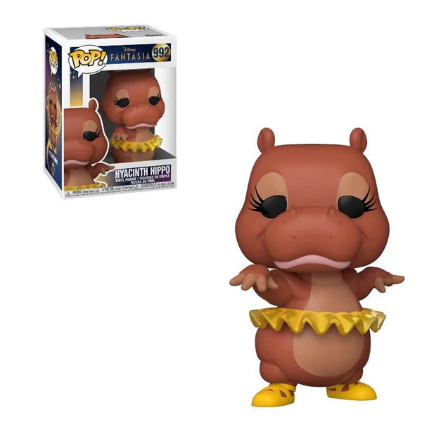 Funko Pop Disney: Fantasia 80th - Hyacinth Hippo