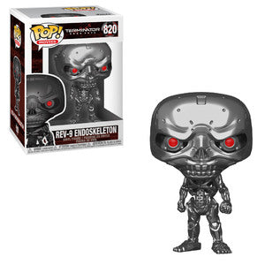 Funko Pop! Movies: Terminator Dark Fate - Rev-9 Endoskeleton