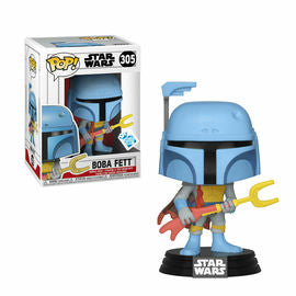 Funko Pop Star Wars - Boba Fett (Animated) (Gamestop)