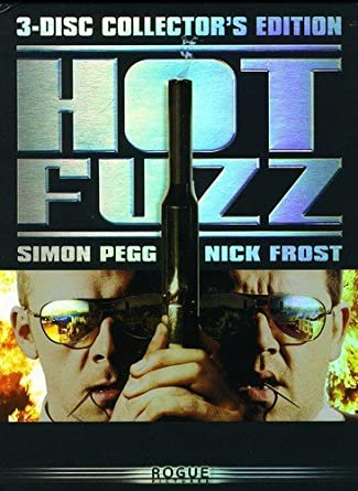 Hot Fuzz [3-Disc Collector's Edition]