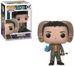 Funko Pop Comics: Saga - Marko