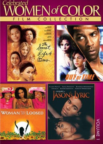 Celebrated Women Of color Film Collection