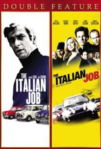 The Italian Job Double Feature