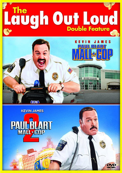 Paul Blart Double Feature