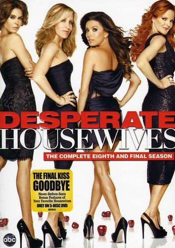 Desperate Housewives Season 8 And Final Season
